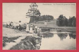 Neufchâteau - La Vierre à La Queue De L'étang... Scène Campagnarde  - 1911 ( Voir Verso ) - Neufchâteau