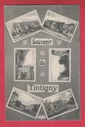 Tintigny - Souvenir De ... - Carte Multivues - 1921 ( Voir Verso ) - Tintigny