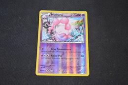 POKEMON 2013 MUSHANA  PV100 (brillant)  40/101 - Pokemon