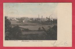 Marbehan  - Vue Des Usines... Jolie Carte Couleur - 1905 ( Voir Verso ) - Habay