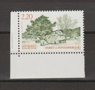FRANCE / 1989 / Y&T N° 2586 ** : Forêt De Fontainebleau - Gomme D´origine Intacte - France