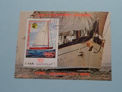 XXth POLYMPIC GAMES - KIEL Olympic City 1972 ( Details, Zie Foto's Met Vergrotingen ) ! - Yemen