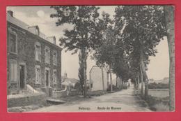 Halanzy - Route De Musson - 1908 ( Voir Verso ) - Aubange