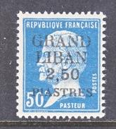 FRENCH  GRAN  LIBAN  9   ** - Great Lebanon (1924-1945)