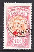 FRENCH  OCEANIA  B 4   (o) - Oceania (1892-1958)