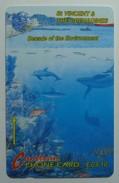 ST VINCENT & THE GRENADINES - GPT - 6CSVDA - Environment 2 Sea - STV-6A - Used