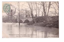 03 Environs De Cosne Sur L' Oeil Pont De La Claviere Crue Du 19 Novembre 1906 - France