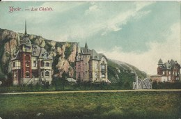 Yvoir.  -   Les Chalets.  1907  Naar  Cureghem