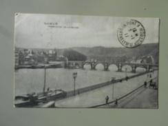 BELGIQUE NAMUR PROMENADE DE LA MEUSE - Namur