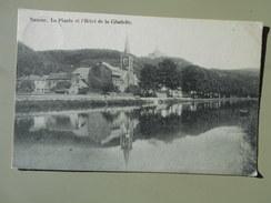BELGIQUE NAMUR LA PLANTE ET L'HOTEL DE LA CITADELLE - Namur