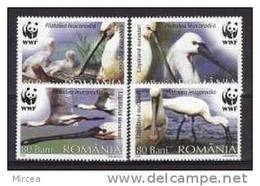 Roumanie 2006 -  Yv.no.5154-7 Neufs**