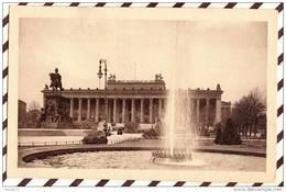 U2030 Berlin, Altes Museum, Denkmal Konig Friedrich Wilhelm 1908 2 SCANS - Allemagne
