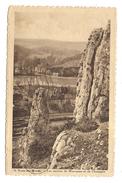 Yvoir -sur-meuse , Les Rochers De Waremme Et De Champale