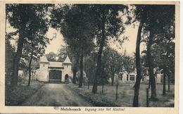 Melsbroek == Ingang Van Het Kasteel - Steenokkerzeel