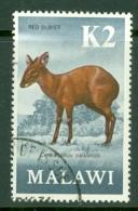 Malawi: 1971/75   Antelopes   SG386    K2     Used