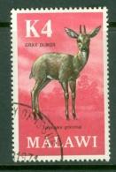 Malawi: 1971/75   Antelopes   SG387    K4     Used