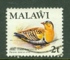 Malawi: 1975   Birds   SG474    2t    Used