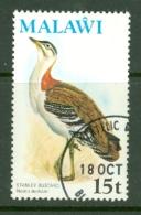 Malawi: 1975   Birds   SG479    15t    Used