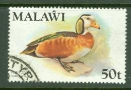 Malawi: 1975   Birds   SG482    50t    Used