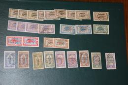 29 Timbres Cameroun