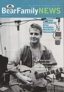 BEAR FAMILY NEWS - Eddie COCHRAN - Ray SMITH - Hank WILLIAMS - Hank BALLARD - Culture
