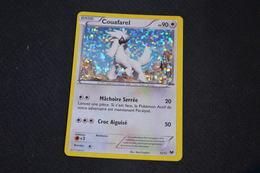 POKEMON 2013 COUAFAREL  PV90 (brillant) 12/12 - Pokemon
