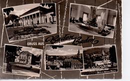 CPA.Allemagne.1966.Gruss Aus Baden Baden.multi-vues