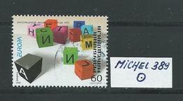 MAZEDONIEN MICHEL 389 Rundgestempelt Siehe Scan