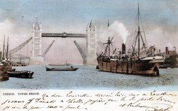 London. Tower Bridge