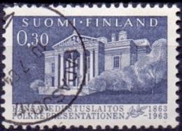 Finland 1963 Volksvertegenwoordiging GB-USED