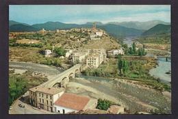 CPSM ESPAGNE - AINSA - Vue D'ensemble - Très Jolie Vue Générale Du Village - Espagne