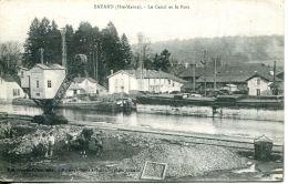 N°41859 -cpa Bayard -le Canal Et Le Port- - Frankrijk