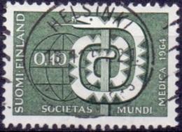 Finland 1964 Medisch Congres GB-USED