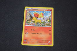 POKEMON 2013 FEUNNEC  PV60 (brillant)  3/12 - Pokemon