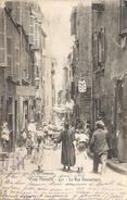 CPA Vieux Marseille Rue Baussenque - Marseille