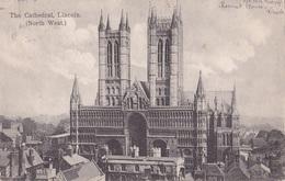 LINCOLN - THE CATHEDRAL  VG  AUTENTICA 100% - Lincoln