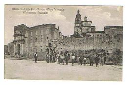 CPA ITALIE AMELIA Porta Romana Mura Pelasgiche - Terni