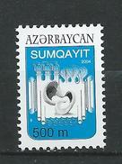 Azerbaijan 2004 Samgayit Town.MNH - Azerbaïjan