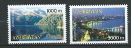Azerbaijan 2004 Europa - Holidays.MNH - Azerbaïjan