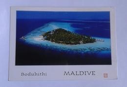 MALDIVES - BODUHITHI  (6376) - Maldive