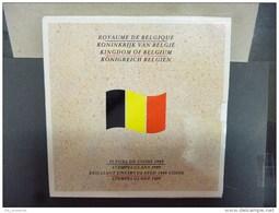 FDC MUNTENSET BELGIE 1989 - 1951-1993: Baudouin I
