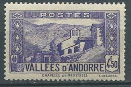 Andorre     - Yvert N° 90 *   - Cw 22812