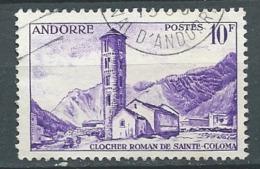 Andorre     - Yvert N°  144 Oblitéré  - Cw 22813