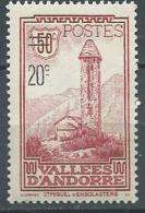 Andorre     - Yvert N°46 *  - Cw 22817