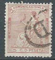 Espagne    - Yvert N°131 Oblitéré  - Cw 22818 - Used Stamps