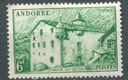 Andorre    - Yvert N° 126  * - Cw 22822