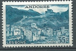 Andorre    - Yvert N° 150 A   * - Cw 22823