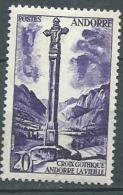 Andorre    - Yvert N° 148  * - Cw 22828
