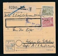 Berlin -ältere Paket Karte  -Bedarf     ( G8798   ) Siehe Foto