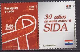 Paraguya AIDS SIDA  Health Medicina Salute MNH